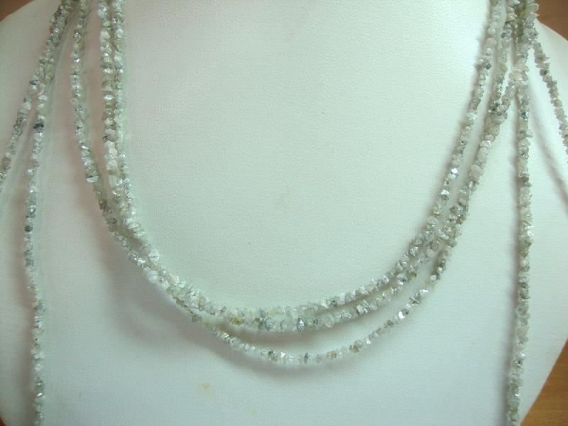 Uncut Diamond Beads