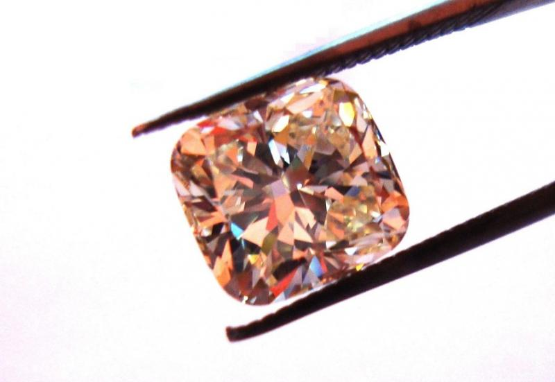 2.80ct CUSHION DIAMOND