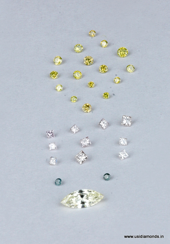 fancy color diamonds manufacturer of india